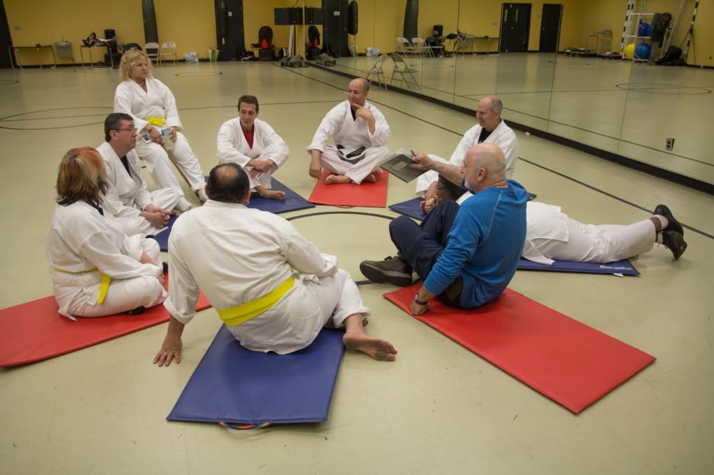 Karate-tapis